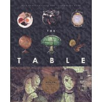 Doujinshi - Illustration book - Hetalia / France x United Kingdom (THE TABLE *イラスト集) / にへん
