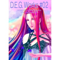 Doujinshi - Illustration book - D.E.G. Works#02 / DEEP EMERALD GREEN