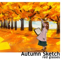 Doujin Music - Autumn Sketch / glasses Lab.