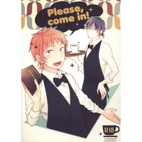[Boys Love (Yaoi) : R18] Doujinshi - K (K Project) / Saruhiko x Misaki (Please come in!) / Pinkch!