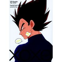Doujinshi - Dragon Ball / Vegeta x Bulma (×○×○.) / Drops