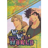 Doujinshi - Jojo Part 2: Battle Tendency / Caesar & Joseph (WILD WIDE WORLD) / GETAYA