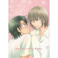 Doujinshi - Prince Of Tennis / Fuji x Ryoma (Kiss me every time.) / Ai