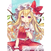 Doujinshi - Illustration book - Touhou Project / Flandre & Remilia (【紅楼夢16新刊】Saratsuya) / Mimipuru