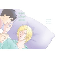 Doujinshi - BANANA FISH / Ash x Eiji (My Soul  is always with You) / earthy inc