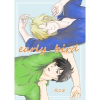 [Boys Love (Yaoi) : R18] Doujinshi - BANANA FISH / Ash x Eiji (early bird) / earthy inc