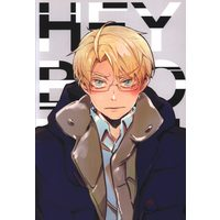 Doujinshi - Hetalia / America x United Kingdom (HEY BROTHER!) / yoizama