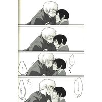 Doujinshi - Hetalia / Prussia x Japan (COOKIE-CASE PINK! *再録) / Mame Chichi Cookie