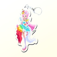 Key Chain - Kirakira☆Precure A La Mode
