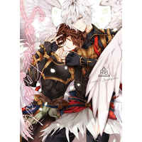 [Boys Love (Yaoi) : R18] Doujinshi - GRANBLUE FANTASY / Lucifer x Sandalphon (Secret garden) / ISTINTO