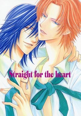 [Boys Love (Yaoi) : R18] Doujinshi - Prince Of Tennis / Yushi x Atobe (Straight for the heart) / HOLY BLOOD