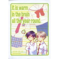Doujinshi - Prince Of Tennis / Tezuka & Atobe (【コピー誌】It is warm in the brain all the year round.) / 球技奨励会