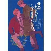 [Boys Love (Yaoi) : R18] Doujinshi - Omnibus - Hetalia / America x United Kingdom (2nd time Around ZIP! セカンドタイムアラウンドジップ! 米英再録集2) / XD