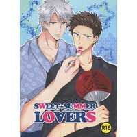 [Boys Love (Yaoi) : R18] Doujinshi - Prince Of Tennis / Otori x Shishido (SWEET+SUMMER LOVERS) / S☆クラッチ