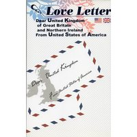 Doujinshi - Anthology - Hetalia / America x United Kingdom (Love Letter *新書)