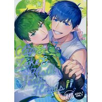 [Boys Love (Yaoi) : R18] Doujinshi - Anthology - Osomatsu-san / Choromatsu x Karamatsu (Clap&Take&Hold Your Hands *アンソロジー ☆おそ松さん) / 温白飯