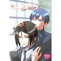[Boys Love (Yaoi) : R18] Doujinshi - Anthology - Black Butler / Sebastian x Ciel (Black 毛 Butler 4) / なおきち/姫束級