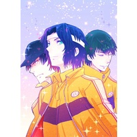 Doujinshi - Prince Of Tennis / Yanagi Renzi & Sanada & Yukimura & Rikkai University of Junior High School (さんきょう) / Chanoma