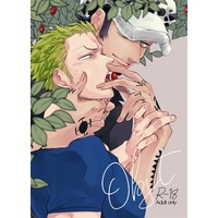 [Boys Love (Yaoi) : R18] Doujinshi - ONE PIECE / Law x Zoro (Obst) / Calcium Carbonate