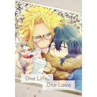 [Boys Love (Yaoi) : R18] Doujinshi - My Hero Academia / All Might x Aizawa Shouta (One Life,One Love) / ねいるふぁくとりー