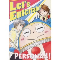 Doujinshi - Persona4 / All Characters (Persona) (Let's Entertain?) / こめり