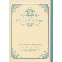 Doujinshi - Novel - Falcom / Crow Armbrust x Rean Schwarzer (Wonderful Days) / 水環