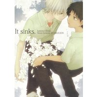 Doujinshi - Evangelion / Kaworu x Shinji (It sinks.) / 灰みたい