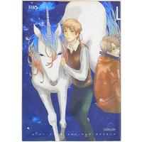 [Boys Love (Yaoi) : R18] Doujinshi - Hetalia / America x United Kingdom (Lucy in the Sky with Diamonds *状態B) / 翼リセット