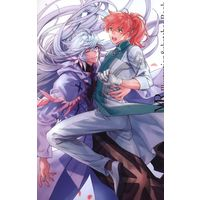 Doujinshi - Fate/Grand Order / Merlin (Fate Series) x Romani Archaman (MR Illustration&sketches Book) / MISO