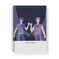 Notebook - Final Fantasy XV / Noctis & Ignis