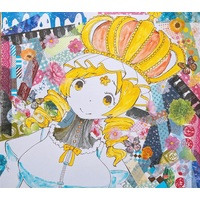 Illustration Panel - Magia Record / Mami Tomoe
