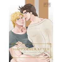 [Boys Love (Yaoi) : R18] Doujinshi - Jojo Part 2: Battle Tendency / Caesar & Joseph (HAPPY EVER AFTER) / SLAP/cicer