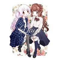 Doujinshi - Illustration book - Magia Record / Madoka & Nagisa & Misono Karin (DAYS) / デーツーモータース