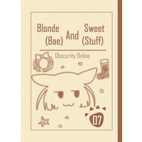 Doujinshi - Illustration book - Kemono Friends / Fennec (Blonde (Bae) And Sweet (Stuff) 07) / Obscurity Online