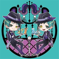 Stickers - Twisted Wonderland / Jade & Floyd