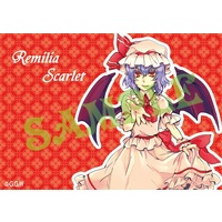 Blanket - Touhou Project / Remilia Scarlet