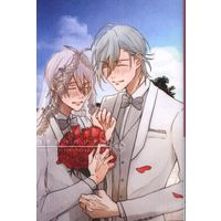 [Boys Love (Yaoi) : R18] Doujinshi - Novel - IDOLiSH7 / Yotsuba Tamaki x Ousaka Sougo (四季折々のソナタ *文庫) / ねこまんま