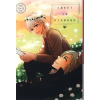 [Boys Love (Yaoi) : R18] Doujinshi - Novel - IDOLiSH7 / Yotsuba Tamaki x Ousaka Sougo (SWEET 10 DIAMOND *文庫) / ねこまんま