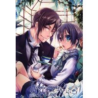 [Boys Love (Yaoi) : R18] Doujinshi - Black Butler / Sebastian x Ciel (Chimerique blue 2) / Chocolate Macaron