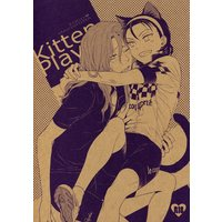 [Boys Love (Yaoi) : R18] Doujinshi - Yowamushi Pedal / Toudou x Makishima (Kitten Play) / Ultimate Powers