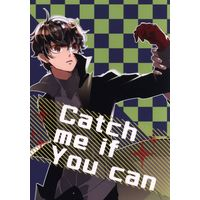 Doujinshi - Persona5 / Iwai Munehisa x Protagonist (Persona 5) (Catch me if you can) / HanS