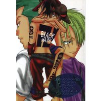 Doujinshi - ONE PIECE / Sanji & Zoro & Luffy & Ace (BLACK MARK) / Tcell