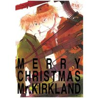 [Boys Love (Yaoi) : R18] Doujinshi - Hetalia / America x United Kingdom (「MERRY CHRISTMAS Mr.KIRKLAND」) / RAINY/箱根心中