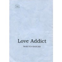 [Boys Love (Yaoi) : R18] Doujinshi - Novel - NARUTO / Naruto x Sasuke (【コピー誌】Love Addict) / Honey Crime