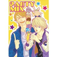 [Boys Love (Yaoi) : R18] Doujinshi - Novel - TIGER & BUNNY / Keith x Ivan (PARTY MIX) / だるまストーブ