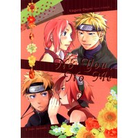 Doujinshi - Anthology - NARUTO (「No You、No Me」 *合同誌) / sensei!!