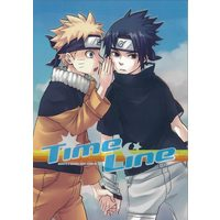 Doujinshi - Anthology - NARUTO / Naruto x Sasuke (「Time Line」 *アンソロジー) / ハレンチシネマ
