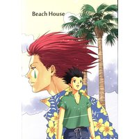 Doujinshi - Hunter x Hunter / Hisoka & Gon (Beach House) / 空色の林檎