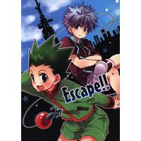 Doujinshi - Hunter x Hunter / Gon & Killua (Escape!!) / yuyu+
