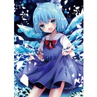 Plastic Folder - Touhou Project / Cirno